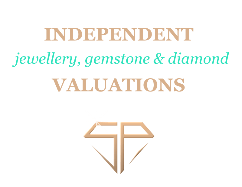 Text showing - Independent Diamond and Jewellery Valuations
